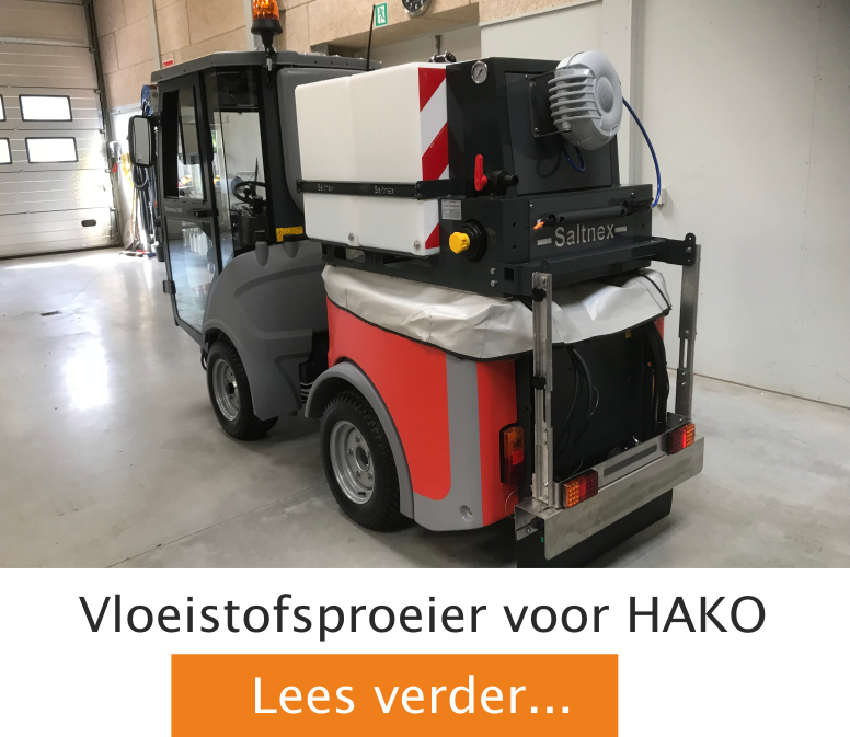 Vloeistofsproeier voor HAKO